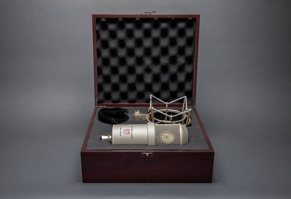 Lauten Audio Clarion, In The Box