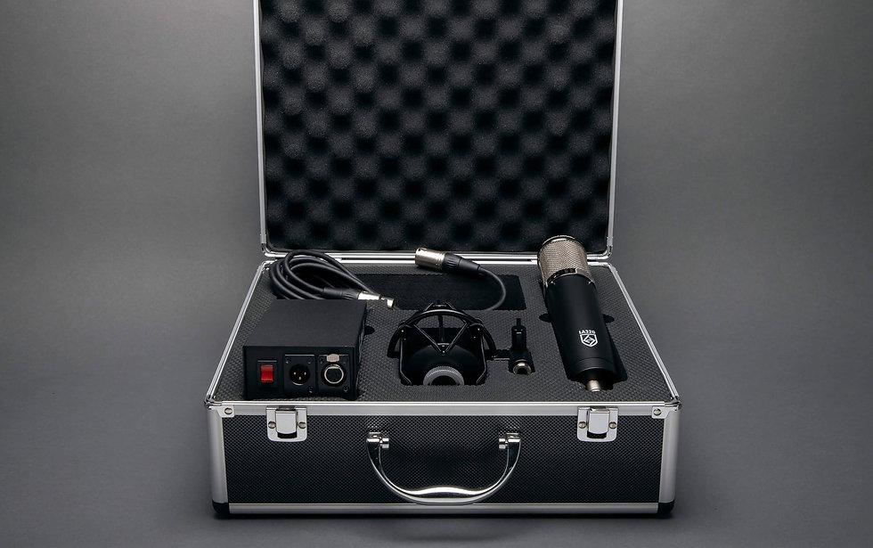Lauten Audio LA-320, In The Box