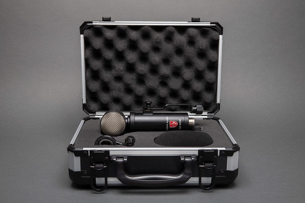 Lauten Audio LS-308, In The Box