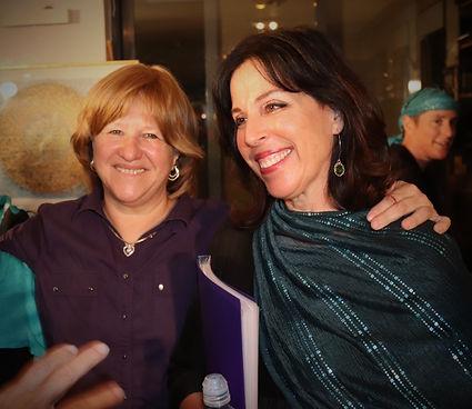 Riva Schertzman and Adina Feldman.JPG