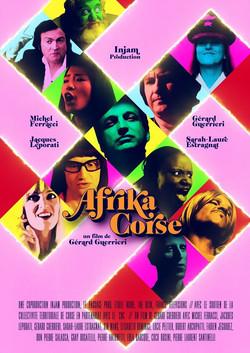 Affiche AfrikaCorse