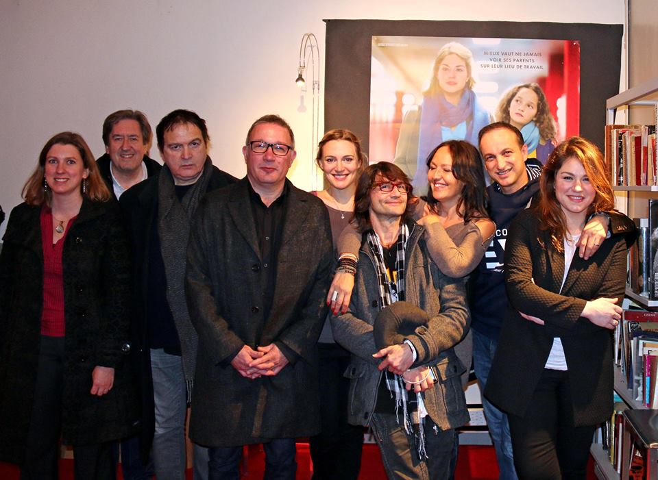 L'équipe à Beauvais