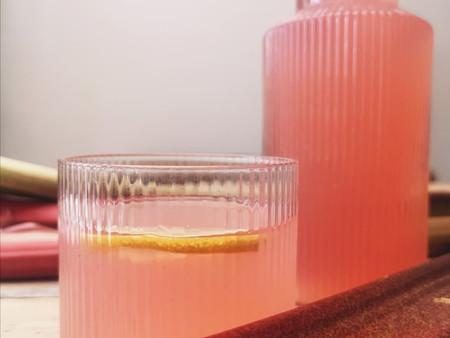 PHYTO-NUTRITION : Délicieuse INFUSION FRAÎCHE à la Rhubarbe