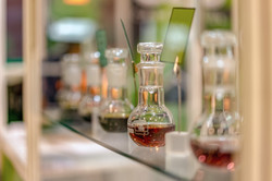Création de parfums naturels