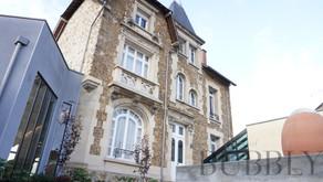 Amazing accommodation in Champagne: Henri Giraud
