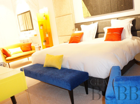 Bedrooms at Manoir Henri Giraud.jpg