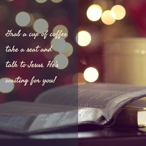 Have You Had a Talk With Jesus Lately?