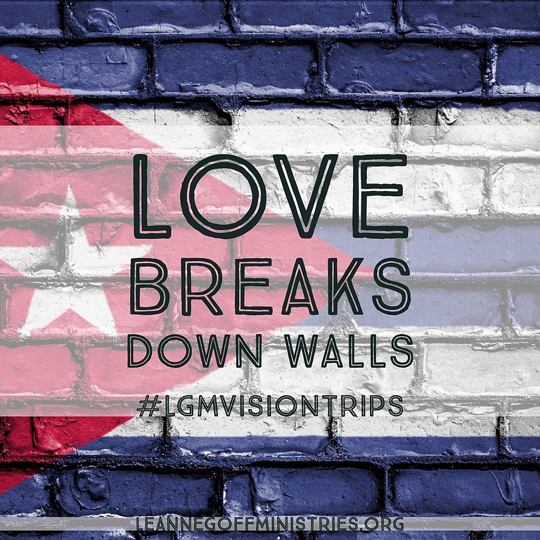 LGM's Annual Cuba New Year's Vision Trip