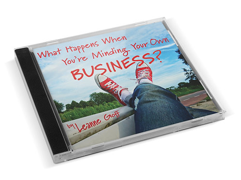 What Happens When You're Minding Your Own Business?