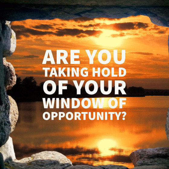 What Is Your Window of Opportunity?