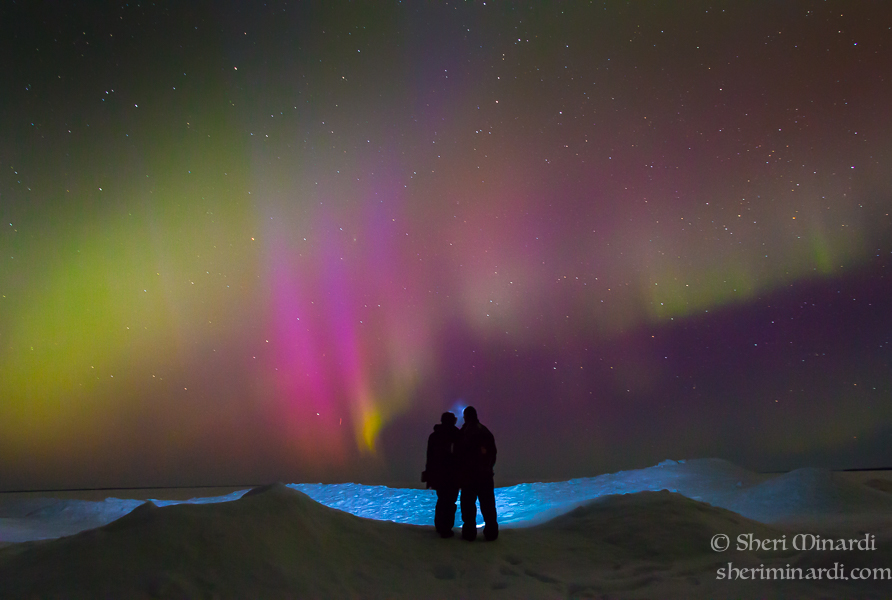 Aurora Couple - Dave and I