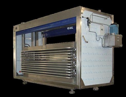 Horizontal plate freezer AF
