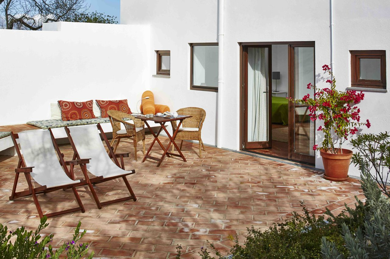 Terrace - Garden Suite