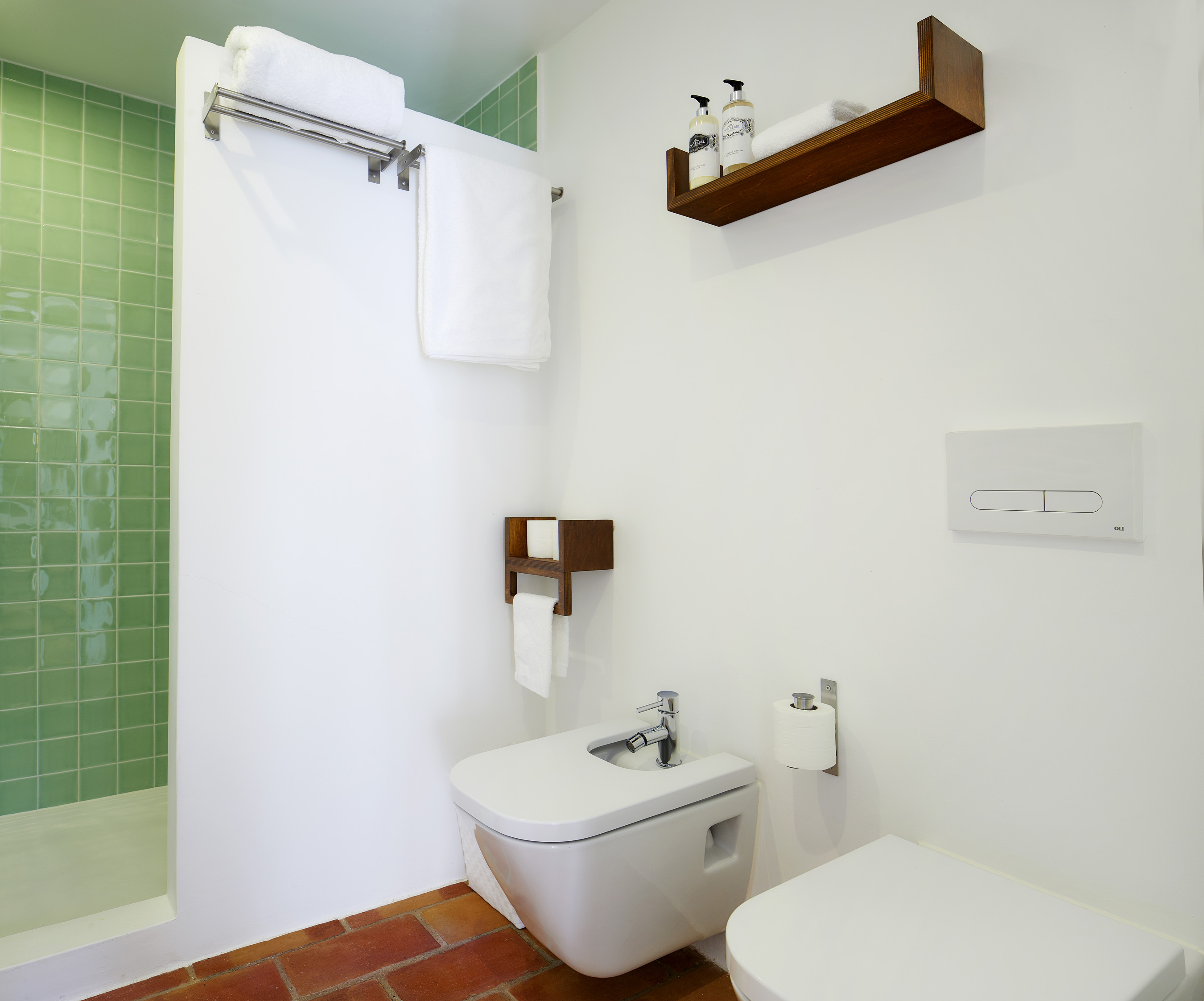 Suite Garden - bathroom