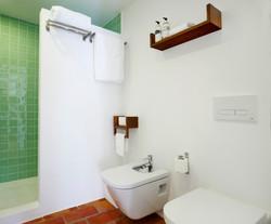 Suite Jardín - baño