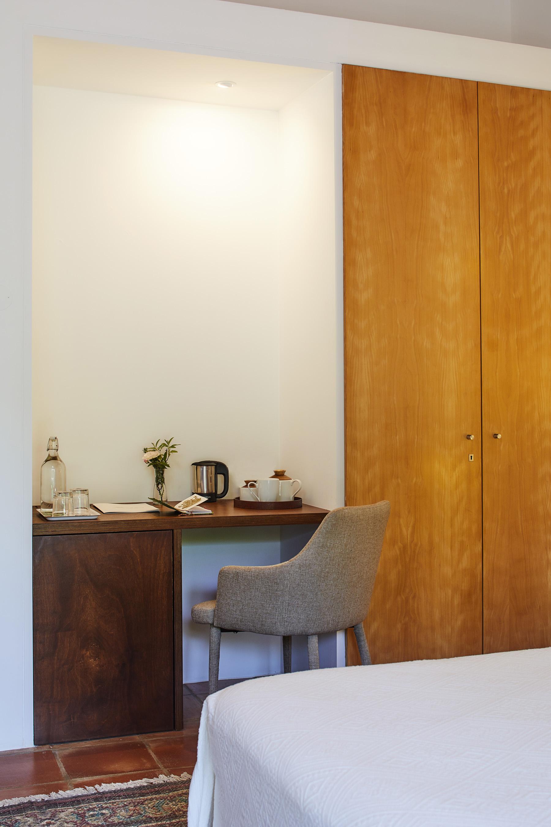 Habitación 2 - detalle decoración