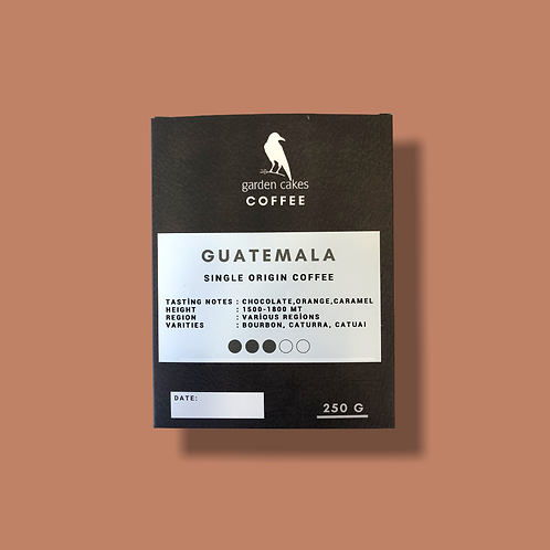 Guatemala 250g