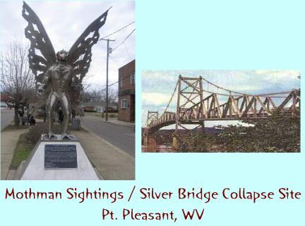 MOTHMAN / SILVER BRIDGE