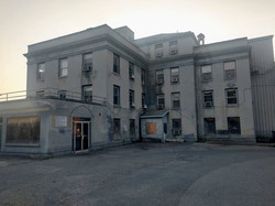 Old Hospital On College Hill