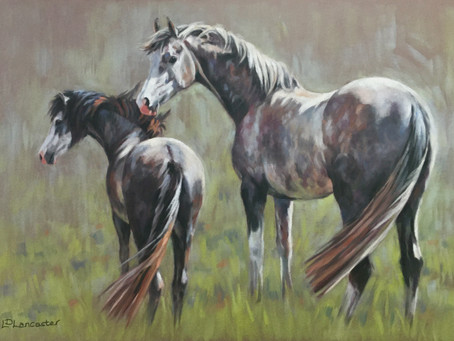 Horse Art and Surviving the Pandemic
