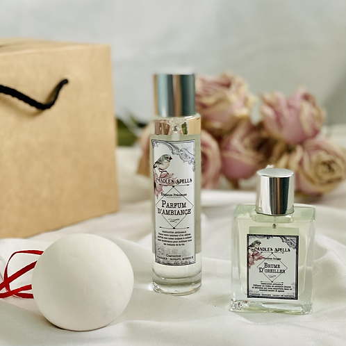 Coffret Brume et Parfums