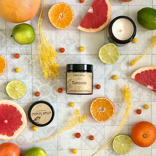 Bougie Parfumée Tangerine