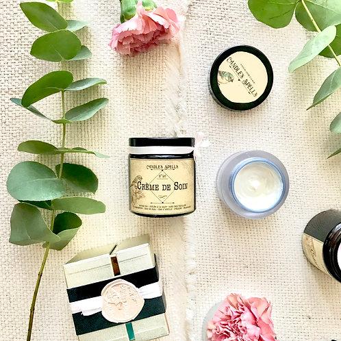 Bougie Parfumée Crème de Soin