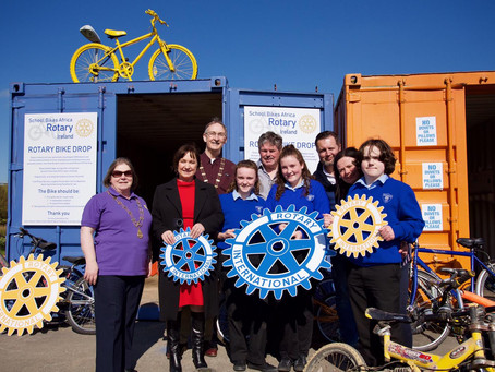 School Bikes for Africa Project