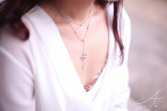 Butterflymoon collection necklace