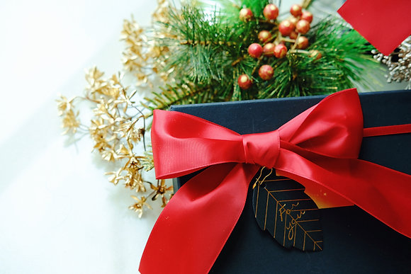 X'mas gift box (Not included jewelry)