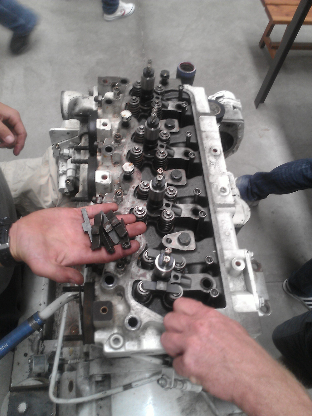 Engine lessons in Palma, Mallorca