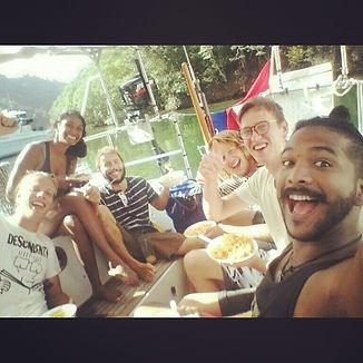 getaway trinidad sailing down the island go westt yacht