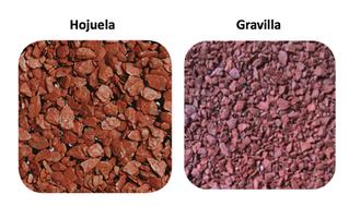 3 diferencias entre impermeabilizantes terminados en Gravilla y Hojuela.
