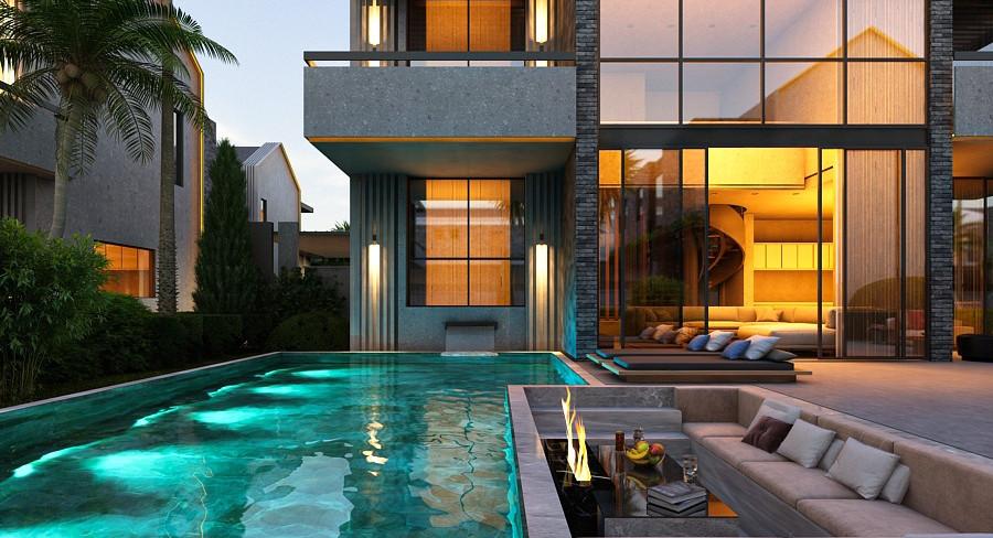 Magnificent Luxury Villas in a Very Special Location