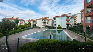 3 + 1 FLAT FOR SALE WITH SEA VIEW