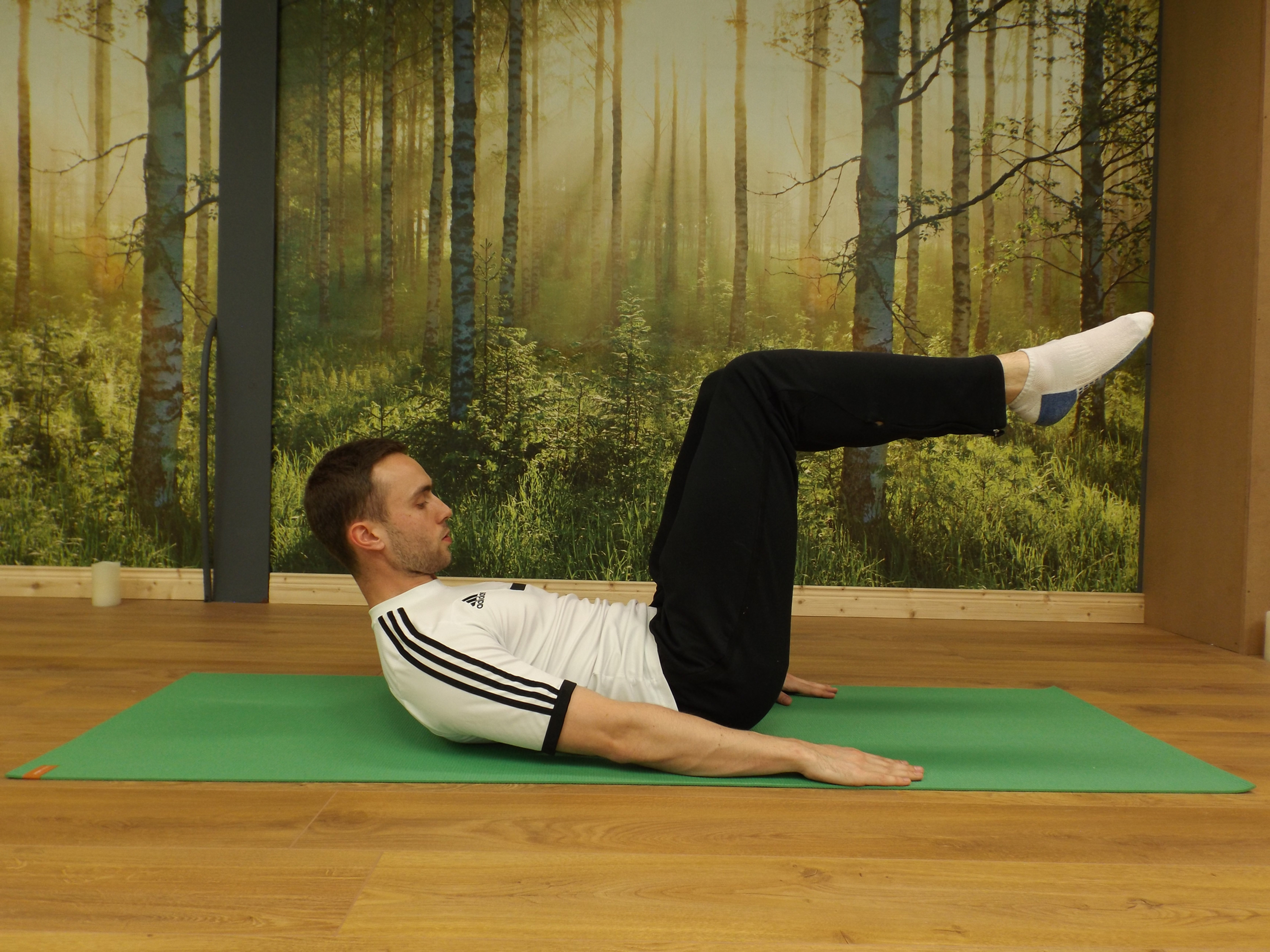 Online Pilates March 2021