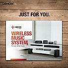 Denon HEOS Wireless Music System