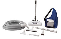 central vacuum hose tool kit