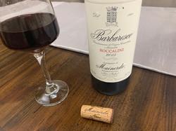 Regional Italian wine