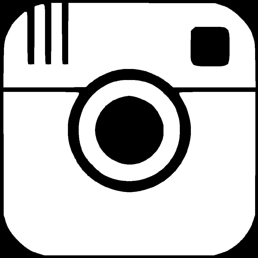 instagram icon white
