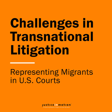Challenges in Transnational Litigation