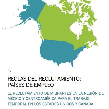 Reglas de Reclutamiento - Países de Empleo
