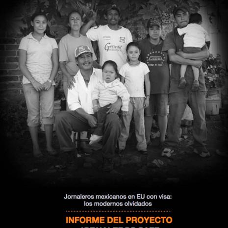Jornaleros Mexicanos en EEUU con Visa
