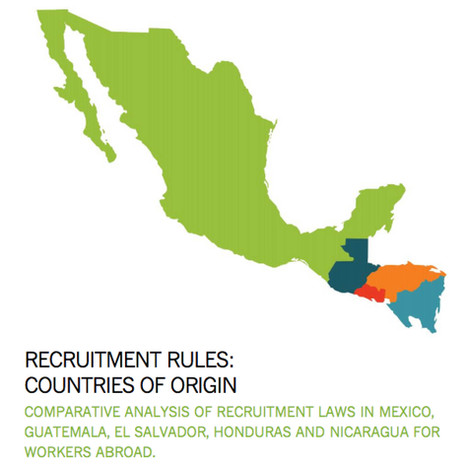 Recruitment Rules - Countries of Origin