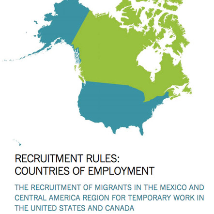 Recruitment Rules - Countries of Employment
