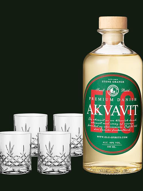 Gift Set ELG Aquavit