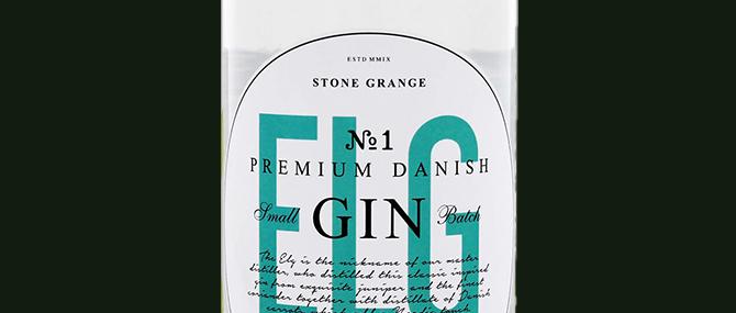 Stone Grange ELG Gin No.1