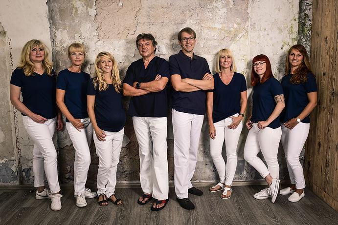 Team Praxis Bergmann