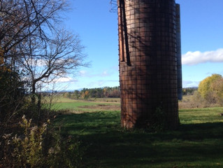 Old Silo to Come Down