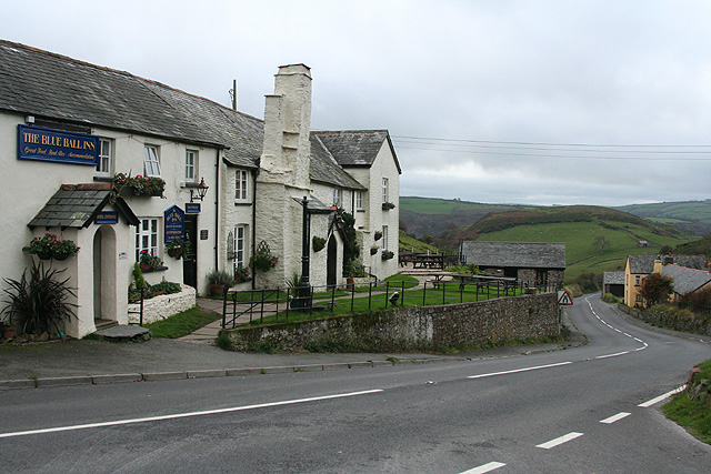 The Blue Ball Inn